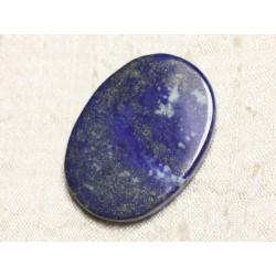 Cabochon Pierre - Lapis Lazuli Ovale 41x29mm N14 - 4558550079794