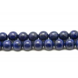1pc - Perle de Pierre - Lapis Lazuli Boule 16mm 4558550001979