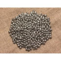 100pc - Perles Acier Boules 3mm 4558550018304