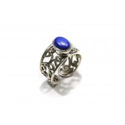 Bague argent 925 lapis lazuli